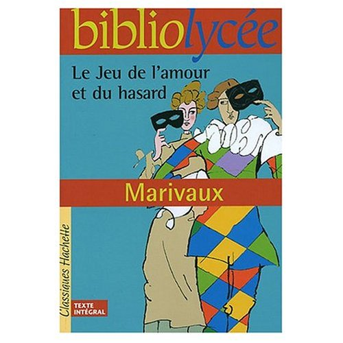 9780685112762: Le Jeu De L'Amour Et Du Hasard