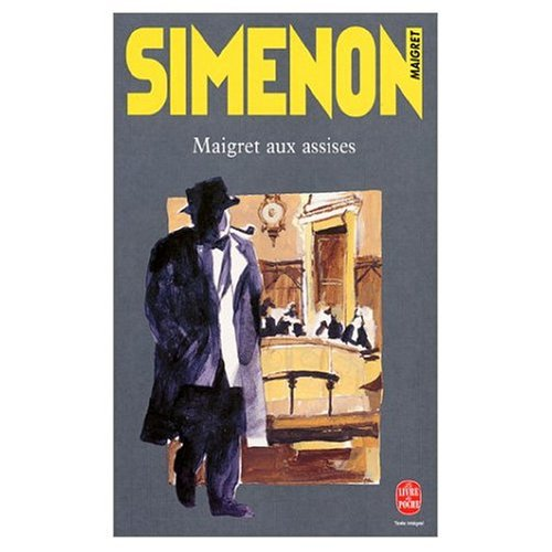 9780685113080: Maigret aux Assises (French Edition)