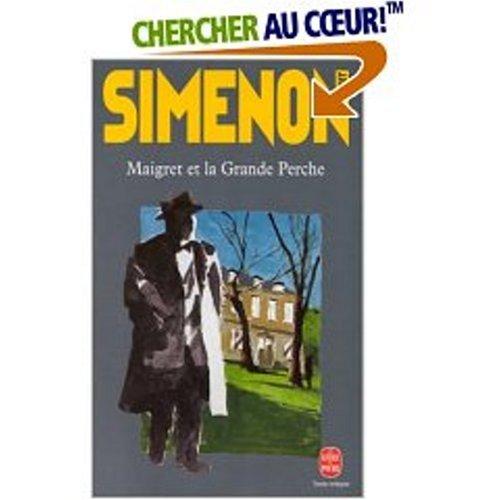 9780685113110: Maigret et la Grande Perche