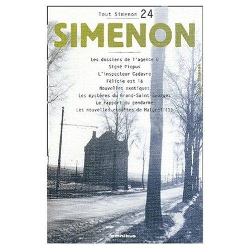 9780685113127: Maigret et lA Jeune Morte (French) (French Edition)