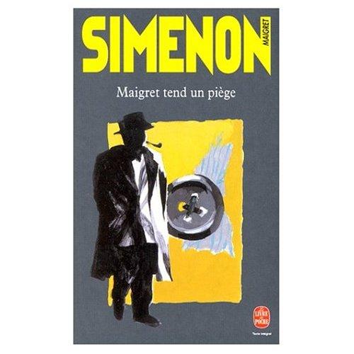 9780685113288: Maigret Tend un Piege