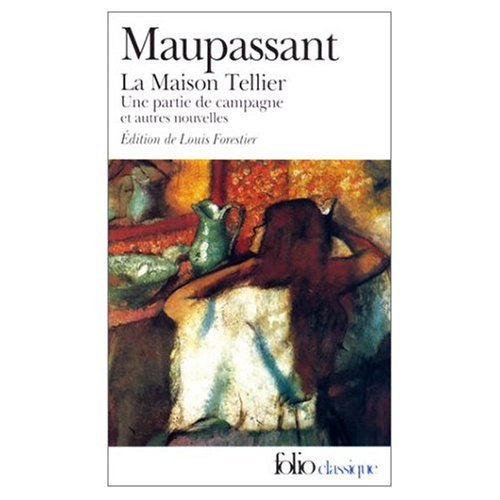 Maison Tellier (French Edition) (9780685113332) by Guy de Maupassant