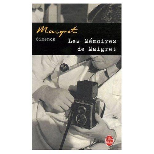 9780685113578: Memoires de Maigret