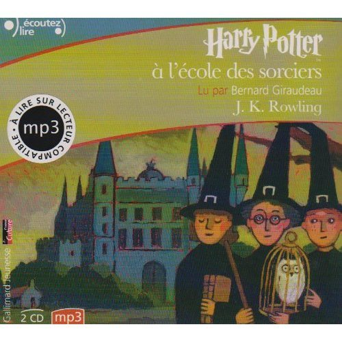 9780685113912: Harry Potter a l'Ecole des Sorciers (French Audio CD (2 MP3 Compact Discs) Edition of