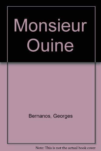 9780685114049: Monsieur Ouine