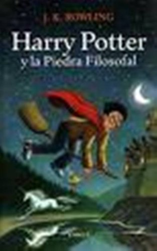 9780685115299: Harry Potter y la Piedra Filosofal 8 Audio CD's (Spanish Edition of Harry Potter and the Philosopher's Stone)