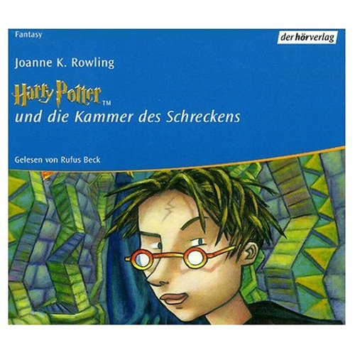 9780685116326: Harry Potter und die Kammer des Schrekens (German 10 Compact Disc Edition of Harry Potter and the Chamber of Secrets (German Edition)