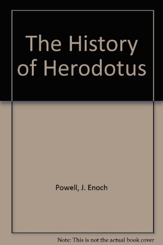 9780685133620: The History of Herodotus