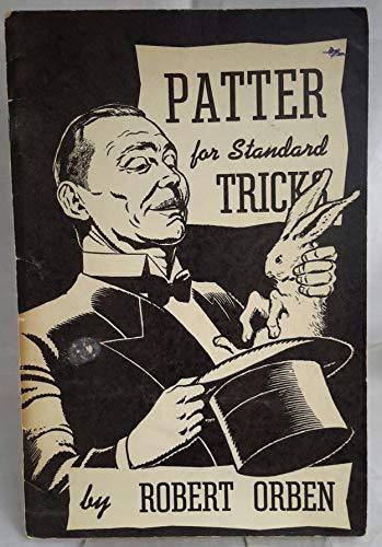 9780685219218: Comedy: Patter for Standard Tricks