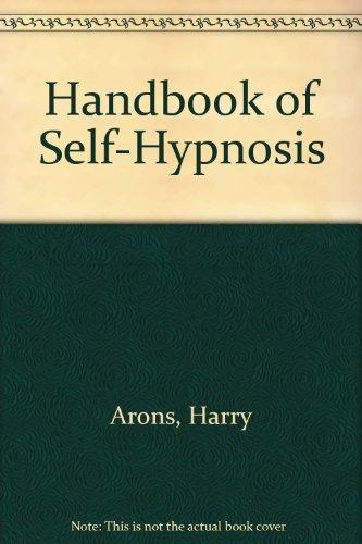 9780685219591: Handbook of Self-Hypnosis