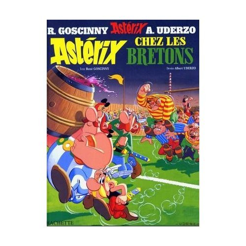 Asterix Chez Les Bretons: Goscinny, Rene