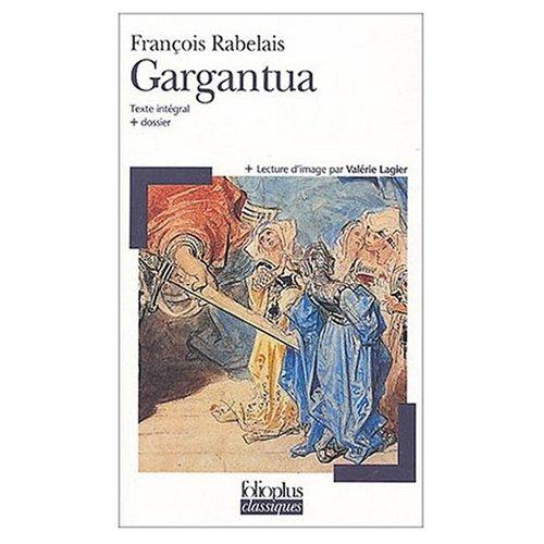 9780685239643: Gargantua (in French)