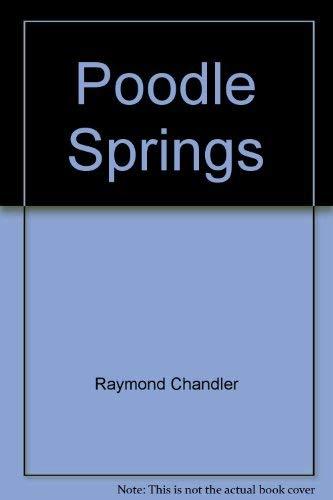 9780685241943: Poodle Springs