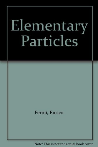 9780685266533: Elementary Particles