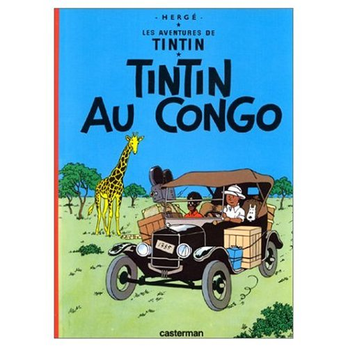 9780685284155: Tintin au Congo (French Edition)