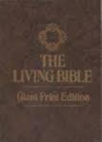 9780685296141: The Living Bible/Giant Print