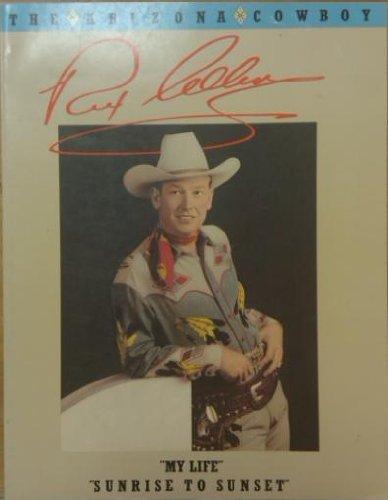 The Arizona Cowboy: REX Allen - My: Rex Allen