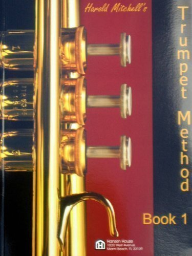 9780685321782: Harold Mitchell's Trumpet Method, Book 1/M304