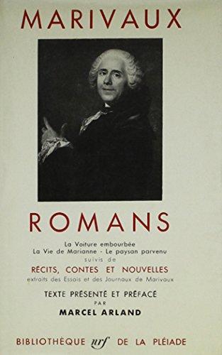 9780685340424: Romans / Recits / Contes et Nouvelles (Bibliotheque de la Pleiade) (French Edition)