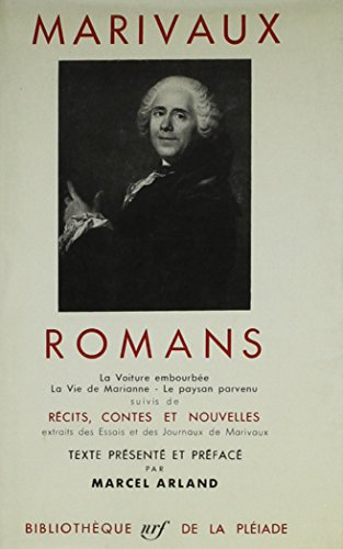 9780685340424: Romans / Recits / Contes et Nouvelles (Bibliotheque de la Pleiade)