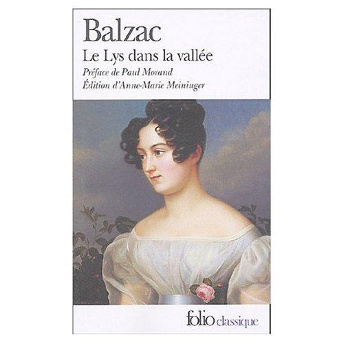 9780685340882: Le Lys dans La Vallee (classiques Garnier)