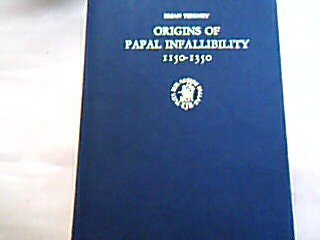 9780685361696: Origins of Papal Infallibility
