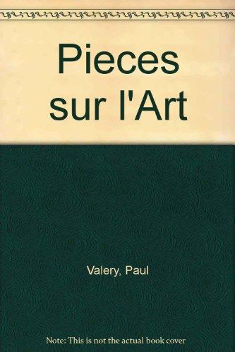 9780685366226: Pieces sur l'Art
