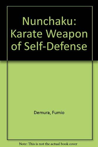 9780685384480: Nunchaku: Karate Weapon of Self-Defense