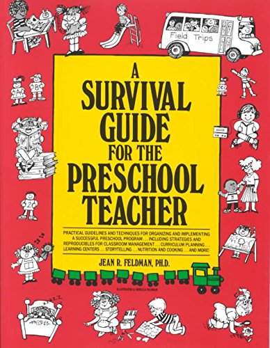 9780685392621: A Survival Guide for the Preschool Teacher