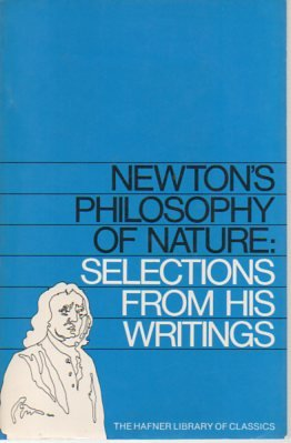 9780685430293: Newton's Philosophy of Nature: Selections from His Writings