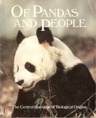 9780685459034: Of Pandas and People, The Central Question of Biological Origins