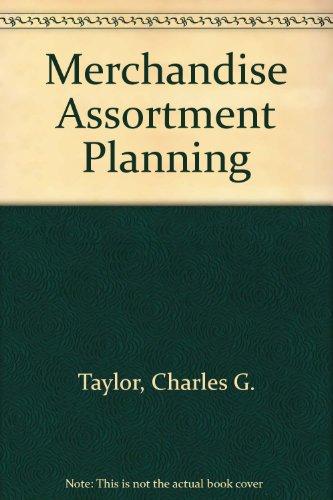 9780685459249: Merchandise Assortment Planning