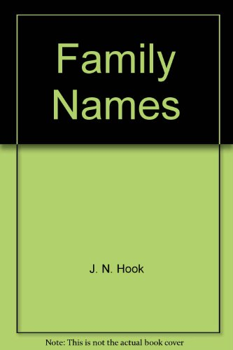 Family Names: How Our Surnames Came to America