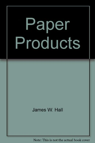 9780685463543: Paper Products