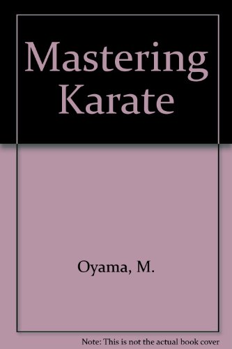 9780685475713: Mastering Karate