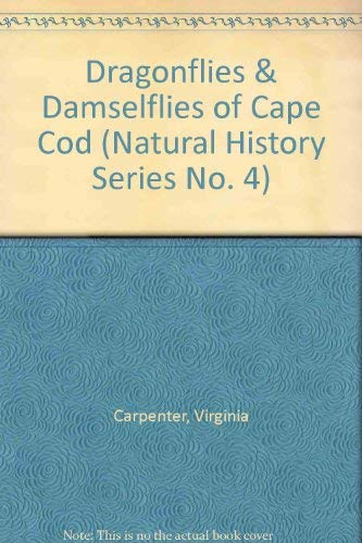Dragonflies and Damselflies of Cape Cod: Carpenter, Virginia