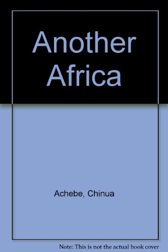 9780685490389: Another Africa