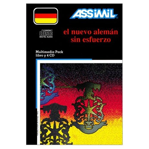 9780685546215: Assimil Language Courses / El Nuevo Aleman Sin Esfuerzo (German for Spanish Speakers) / Book PLus 4 Compact Discs (German and Spanish Edition)