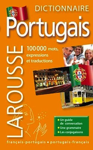 Petit Dictionnaire Larousse Francais Portugais et Portugais Francais (Dicionario de Bolso Larousse ...