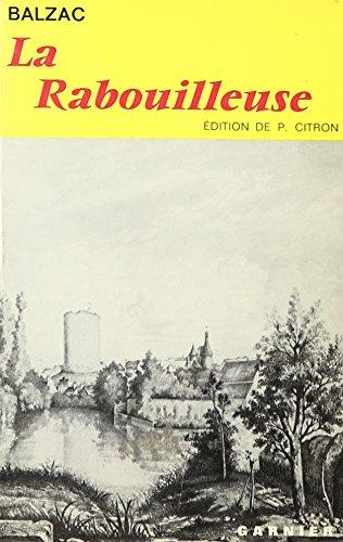 9780685583463: La Rabouilleuse (Classiques Garnier)
