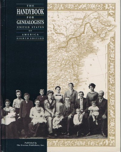 9780685603062: The Handybook for Genealogists: United States of America (8th Edition)