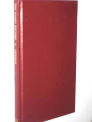 The Records of the Proprietors of the Narragansett: Otherwise Called the Fones Record [Reprint]: ...