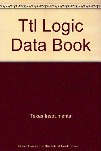 9780685624890: Ttl Logic Data Book