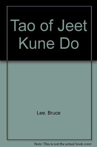 9780685637845: Tao of Jeet Kune Do
