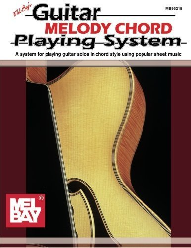 9780685642719: Guitar Melody Chord Playing System