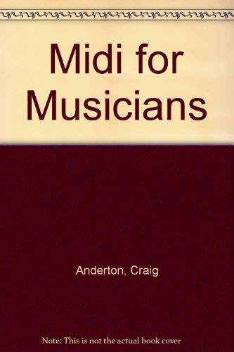 9780685658307: Midi for Musicians