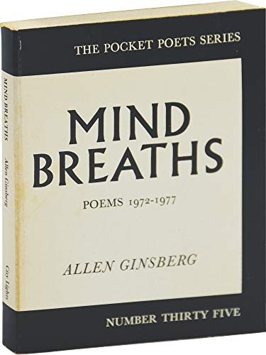 9780685859872: Mind Breaths: Poems, 1972-1977