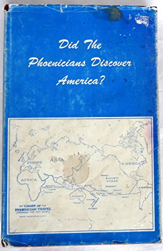 9780686050421: Did the Phoenicians Discover America
