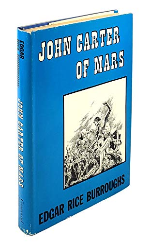 9780686092384: John Carter of Mars