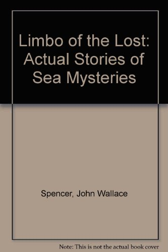 9780686106586: Limbo of the Lost: Actual Stories of Sea Mysteries